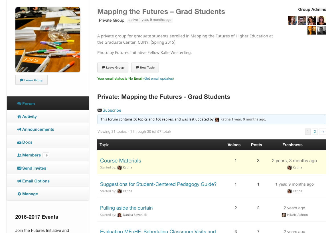 DHQ: Digital Humanities Quarterly: Building a Student-Centered ...